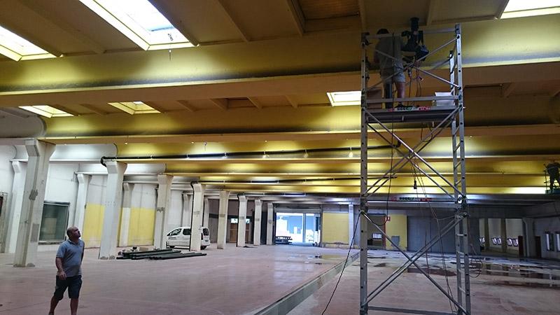Manutenzione edifici