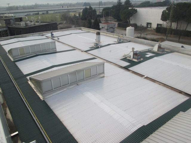 Progettazione ed installazione di impermeabilizzazioni metalliche