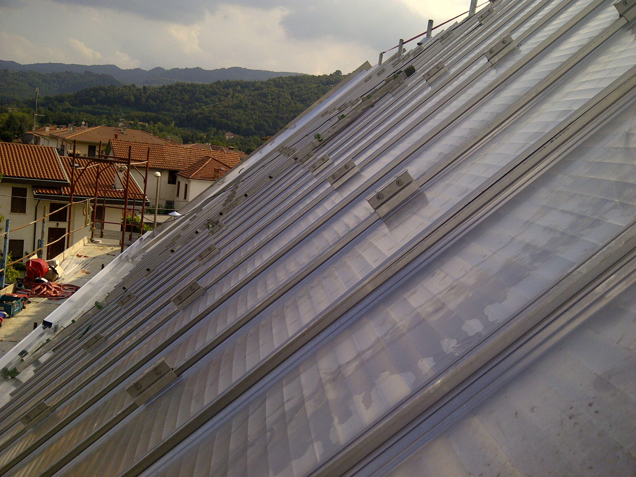 Prediposizioni per impianti fotovoltaici