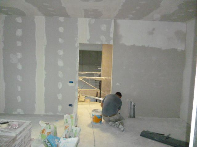 Opere edili - Cartongessi