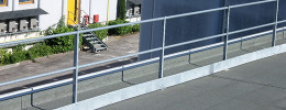 Linee vita – Parapetti – Scale