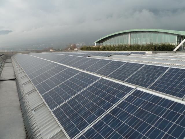 Predisposizioni impianto fotovoltaico