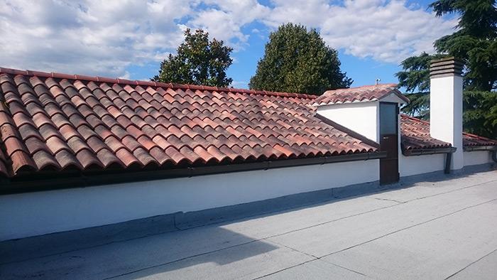 Rifacimento tetto ventilato